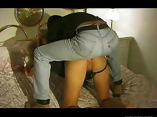 Nikky Andersson Assfucked by a Thieve