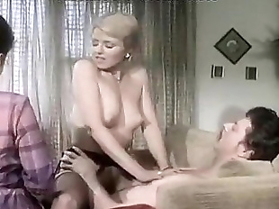 Juliet Anderson, Ron Hudd in hot 80s porn video..