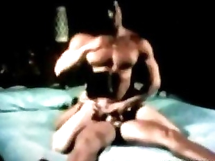 Retro Gay Rough Fuck: Free BDSM Porn Video..