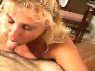 Trashy Trailer Park Slut BJ